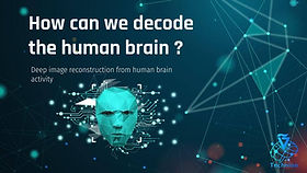 How can we decode the human brain? - BrainstormTechnion