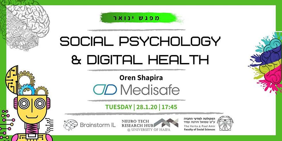 Social Psychology & Digital Health