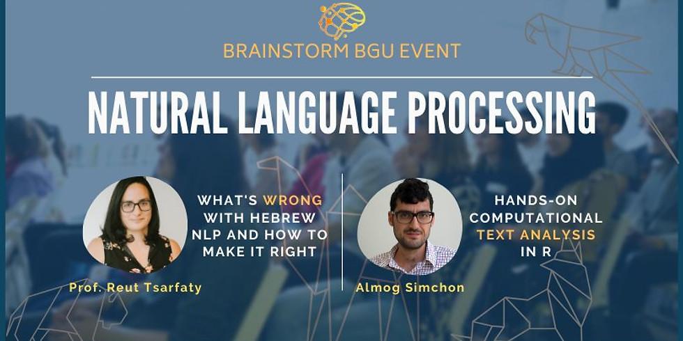 Natural Language Processing - BGU