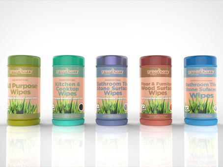 GreenBerry Introduces New Line..