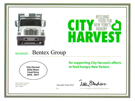 City Harvest Food Drive