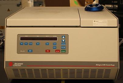 Beckman high-speed centrifuge