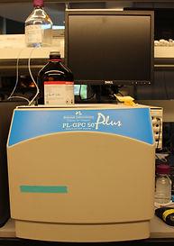 Agilent gel permeation chromatograph