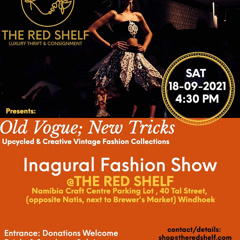 Old Vogue, New Tricks Fashion Show
