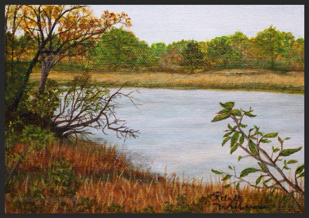 Water's Edge - Acrylic on Wrapped Canvas 5 x 7_edited.jpg