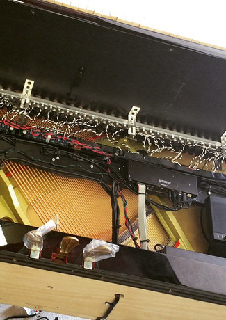Player Piano Installations