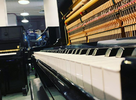 5 Things When Looking at a Used Piano