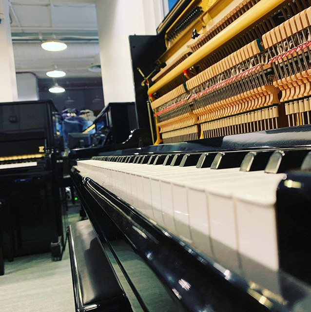 Piano Inspection