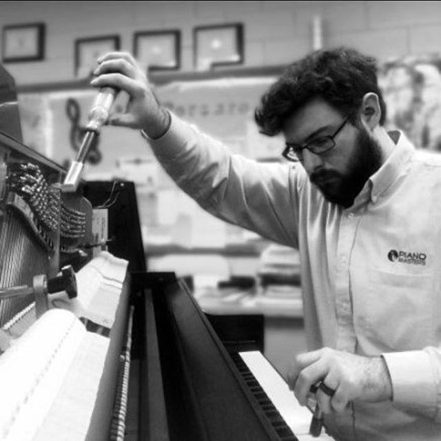 Institutional Piano Tuning Dallas