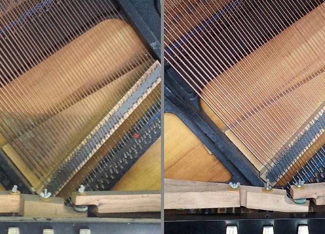 Piano Restoration & Rebuilding