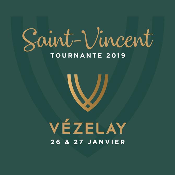 La grande Saint Vincent Tournante de Bourgogne sera à Vézelay en 2019 !