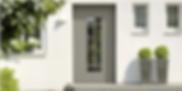 Puertas en PVC