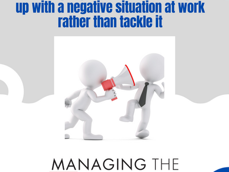 Managing underperforming employees during COVID-19 - the incredibly easy method that works for all.