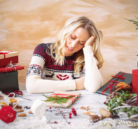 Holiday Stress? How to Beat It.