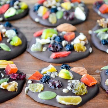 Dark Chocolate Super Bites