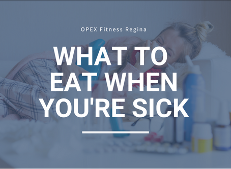 What to Eat When You're Sick