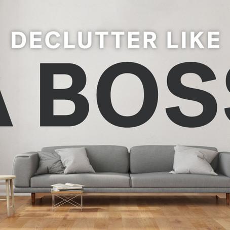 Declutter Your Mind & Life