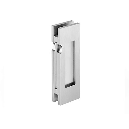 Flush Handle with Retractable Handle for Glass