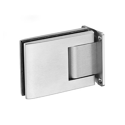 Hydraulic Glass to Wall Hinge