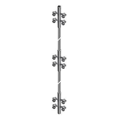 Upper and Bottom Pivot Kit for Glass Doors