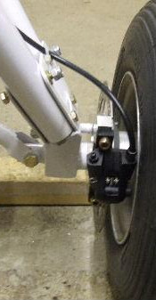 New hydraulic caliper is something I have added