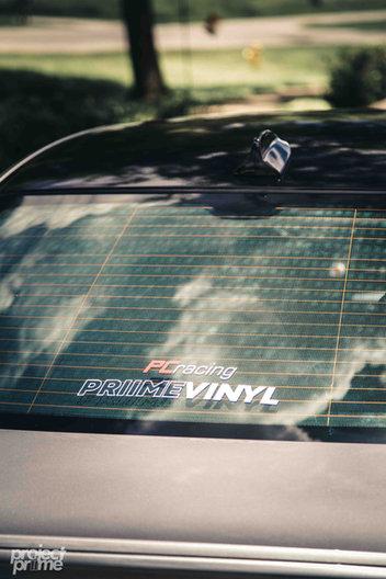 BMW 135i Vinyl Wrap