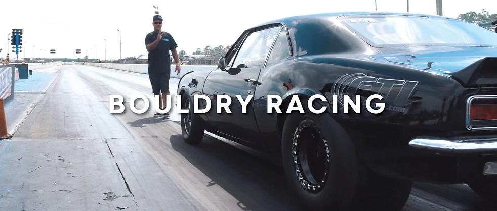 Bouldry Racing