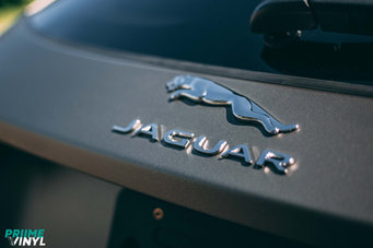 Jaguar E-pace Vinyl Wrapped