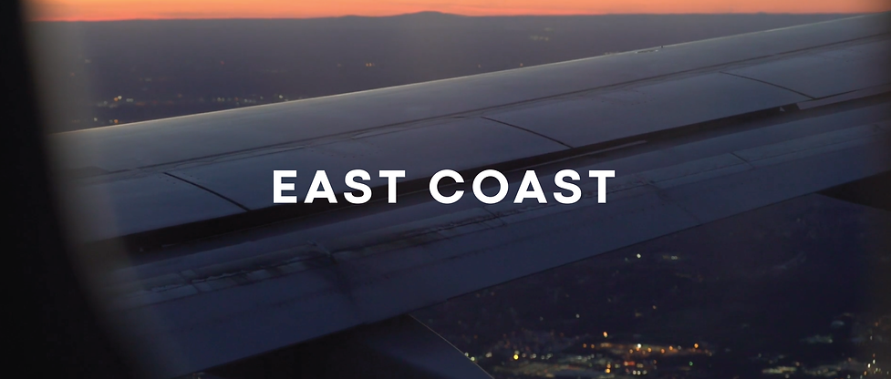 East Coast Plane Wing