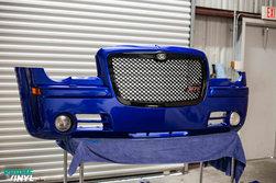 Chrysler 300 Vinyl Wrapped