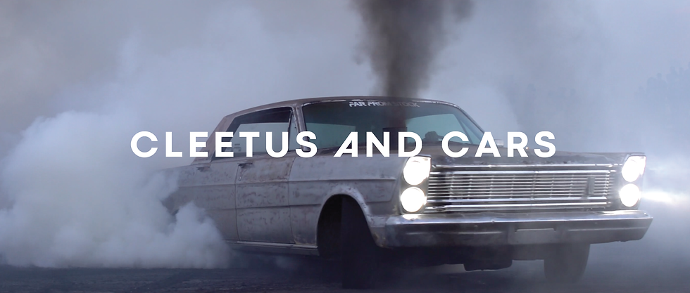 Cleetus and Cars 2018