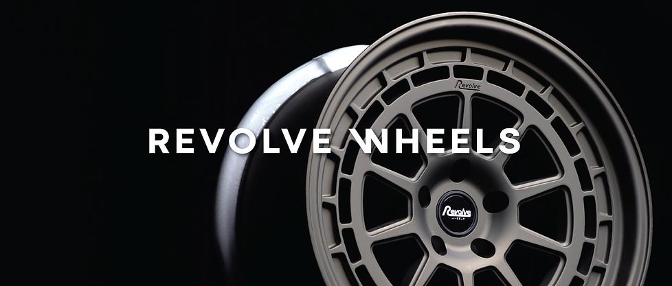 Revolve Wheels