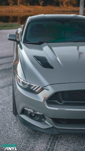 2015 Ford Mustang Wrapped