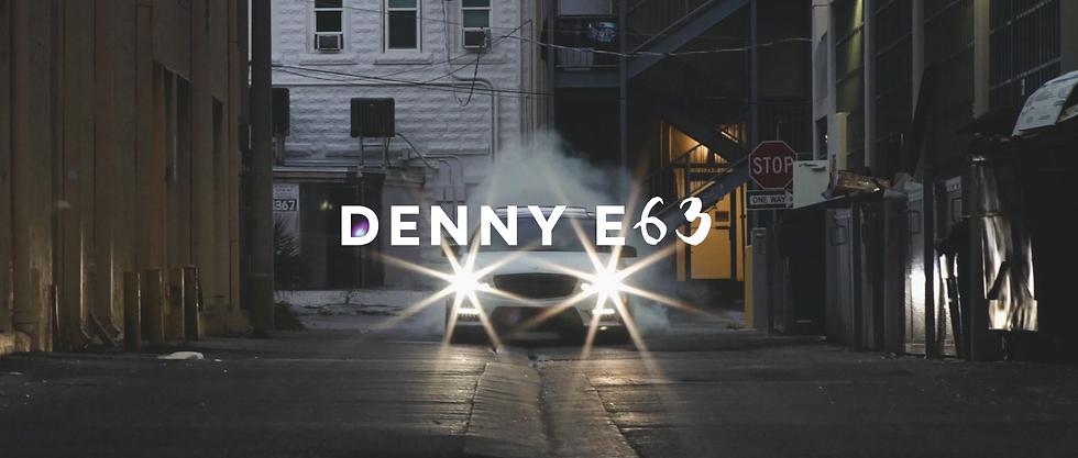 Denny's Built E63