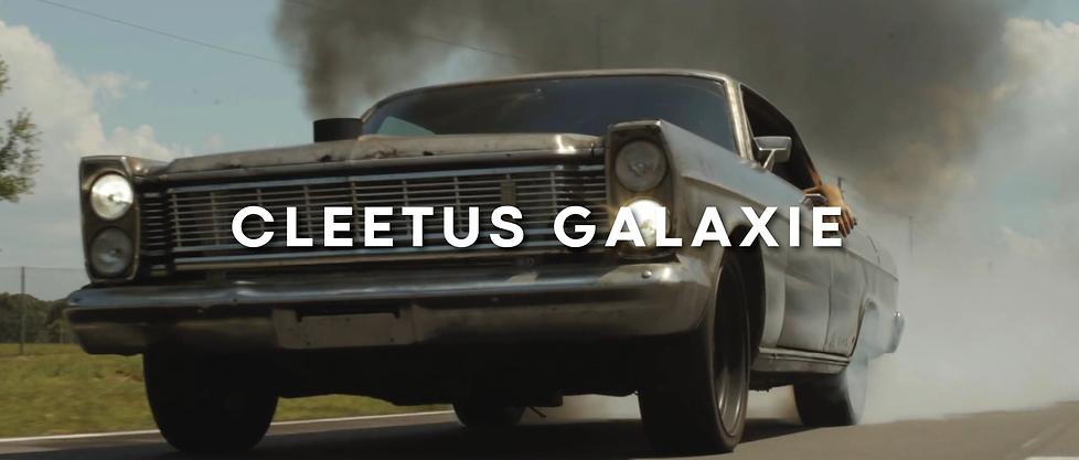 Cleetus McFarland's Ford Galaxie