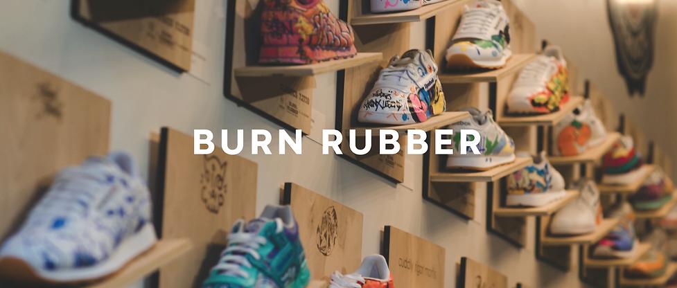 Burn Rubber x Reebok