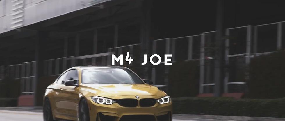 Joe's F82 M4 Spotlight