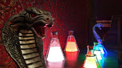 School of Sorcery Escape Room