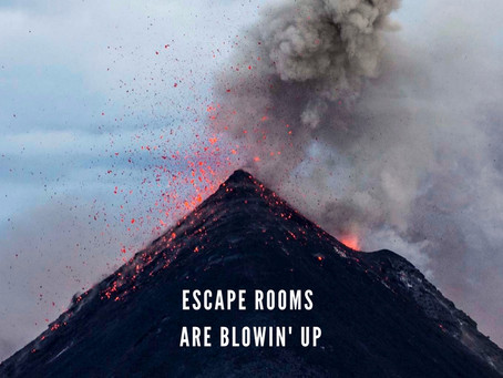 The Peculiar Reason That Escape Rooms Have Exploded in Popularity