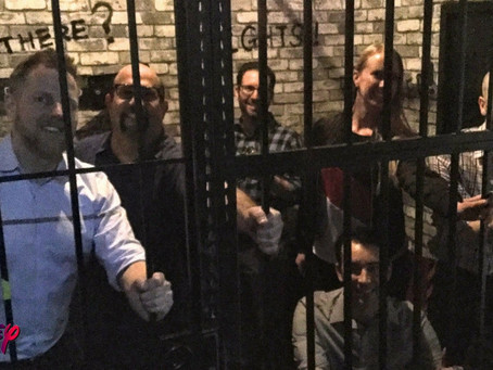 Stop Boring Your Employees to Death (top reasons to host your next company event at an escape room)