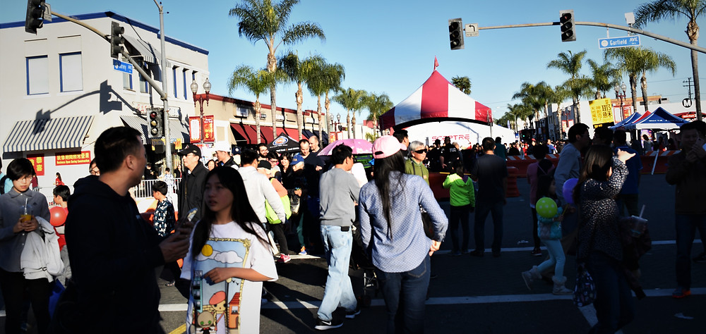 Chinese New Year in Monterey Park