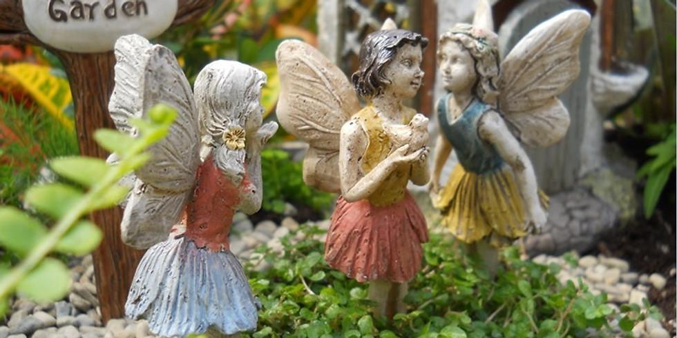 Champaign Fairy Garden Class