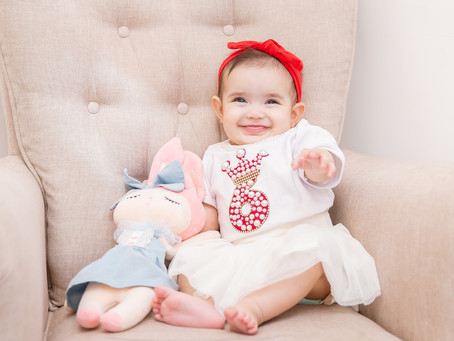 Catarina 6 meses