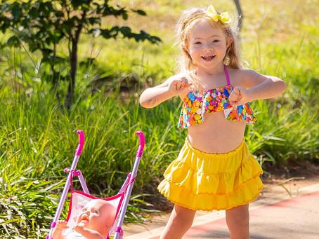 Qual a melhor hora para fotografar criança?