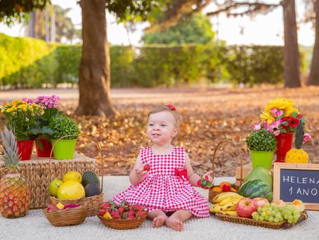 Smash the fruit da Helena