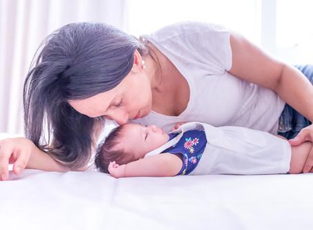 Maria Eduarda - 3 meses