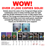 Over 21,000 Copies Sold!