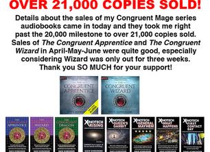 Over 21,000 Copies Sold!