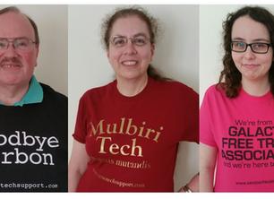 Xenotech Support T-Shirts