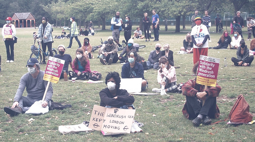 Past Wandsworth Stand Up To Racism events